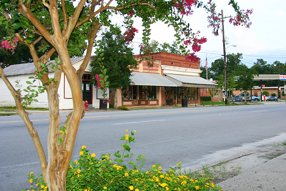 Downtown Ehrhardt, SC